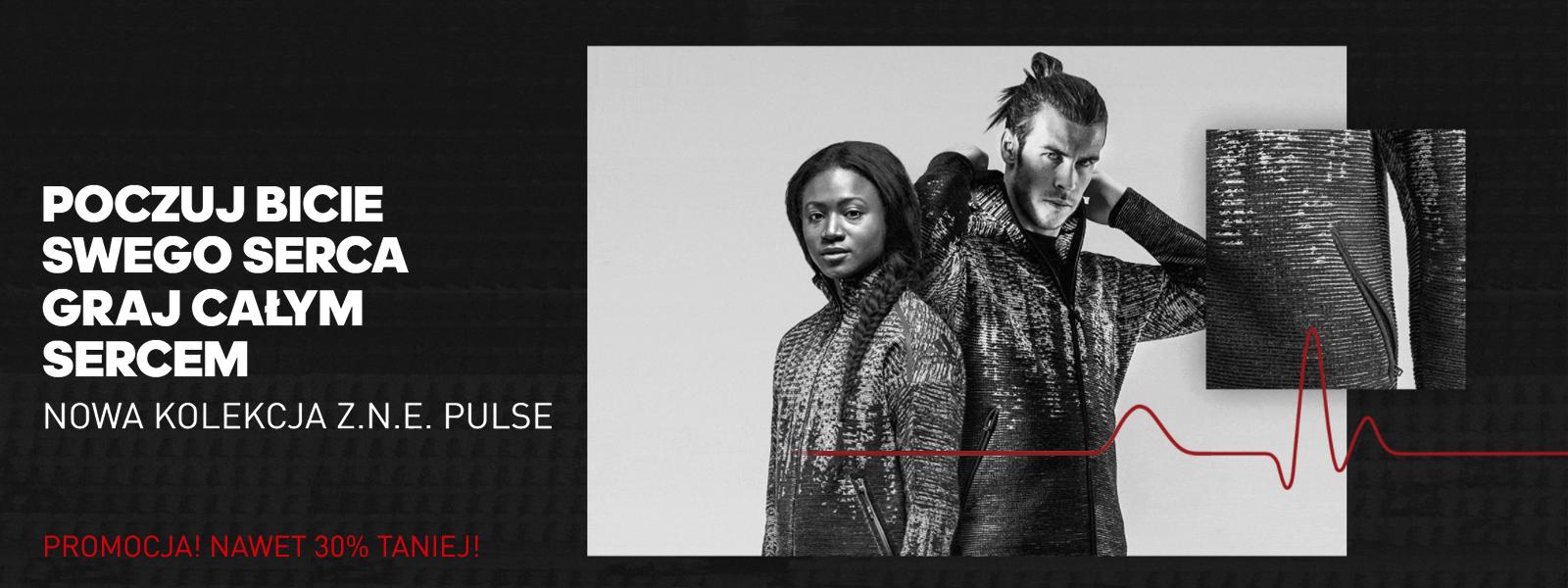 Z.N.E Pulse promocja
