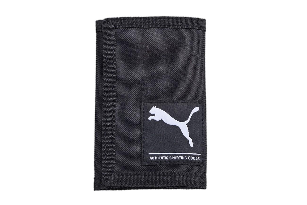 Portfel PUMA Academy Wallet black