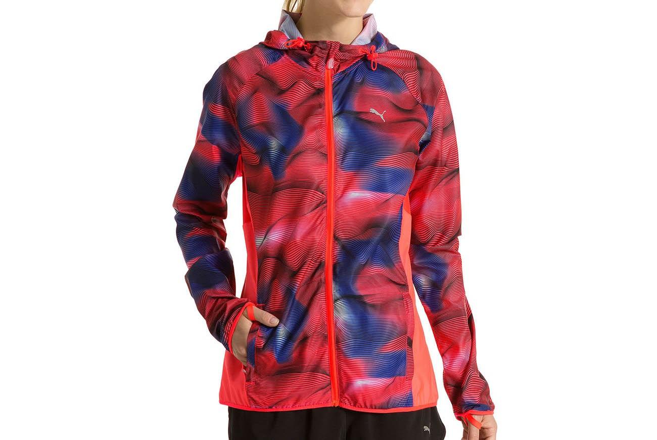 KURTKA Packable Woven Jacket W