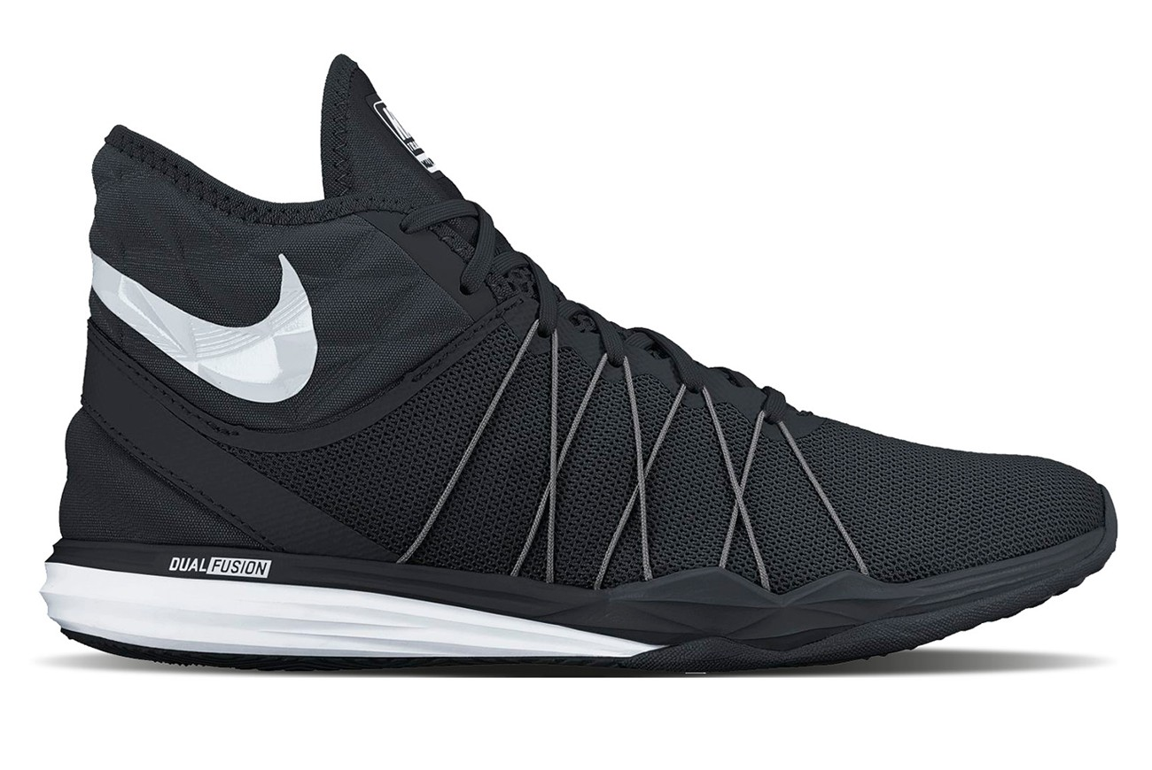 Buty W NIKE DUAL FUSION TR HIT MID