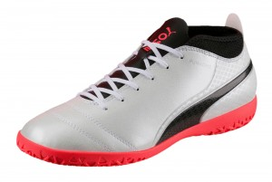 Buty PUMA ONE 17-4 IT Puma White-Puma Bl