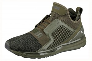 Buty IGNITE Limitless Knit Olive Night-P