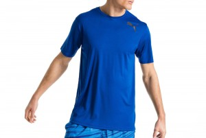 Koszulka Essential SS Tee TRUE BLUE