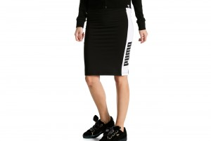 Spódnica Archive Logo Pencil Skirt Puma