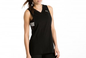 Top SWAGGER Tank W Puma Black