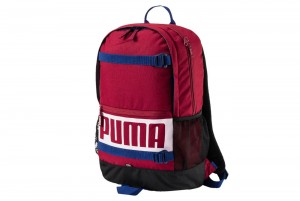 Plecak PUMA Deck Backpack Tibetan Red