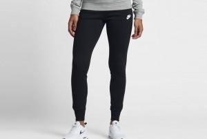 Spodnie W NSW PANT FLC TIGHT