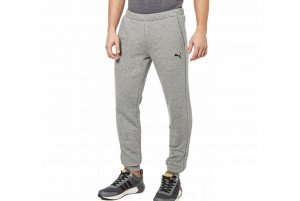 Spodnie ESS Sweat Pants SLIM- TR- cl- Me
