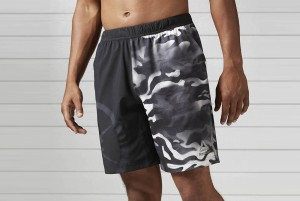 SZORTY CAMO SPEED SHORT