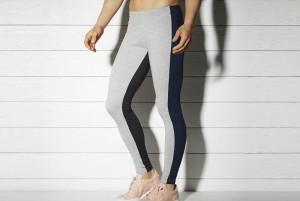 SPODNIE F FITNESS LEGGINGS