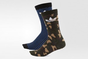 SKARPETY THIN CREW SOCK