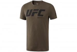 KOSZULKA UFC FG LOGO SS TEE