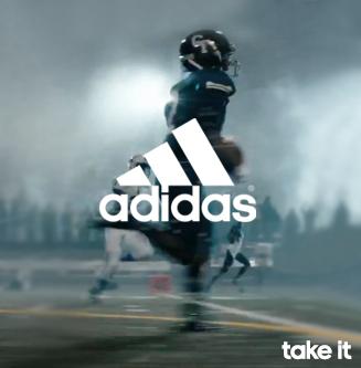 take it adidas