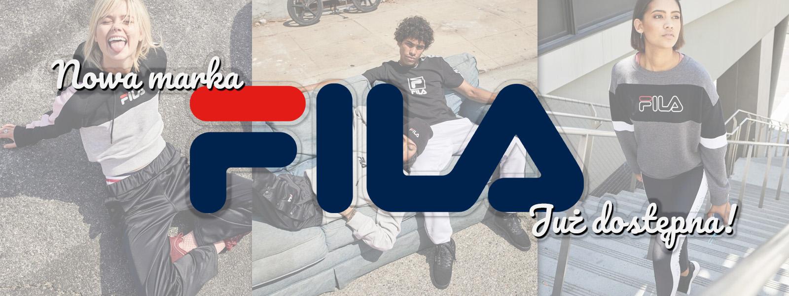FILA - Nowa marka