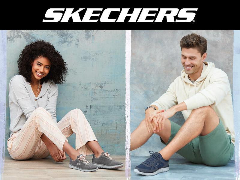 Nowa marka - Skechers