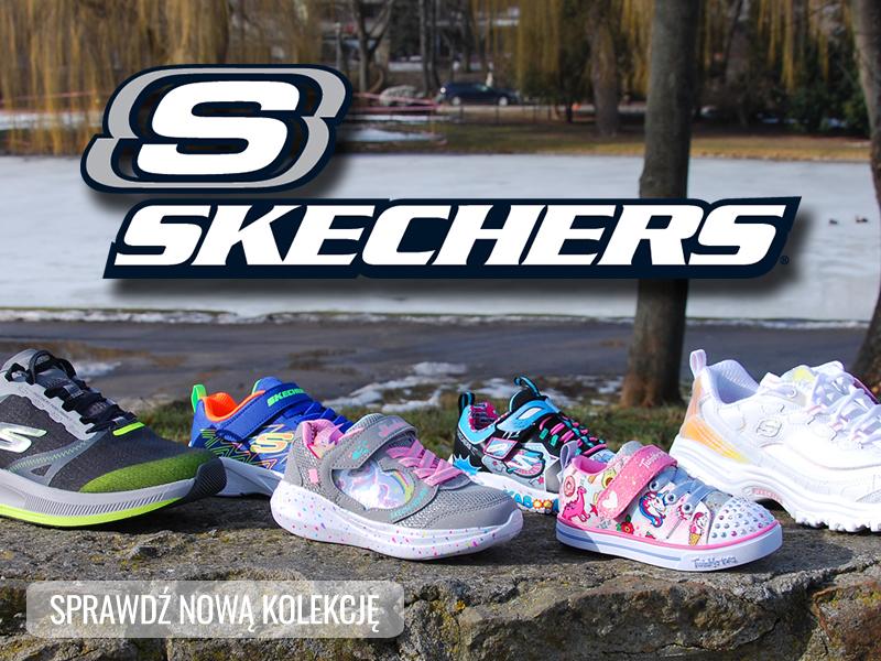 Skechers nowa kolekcja