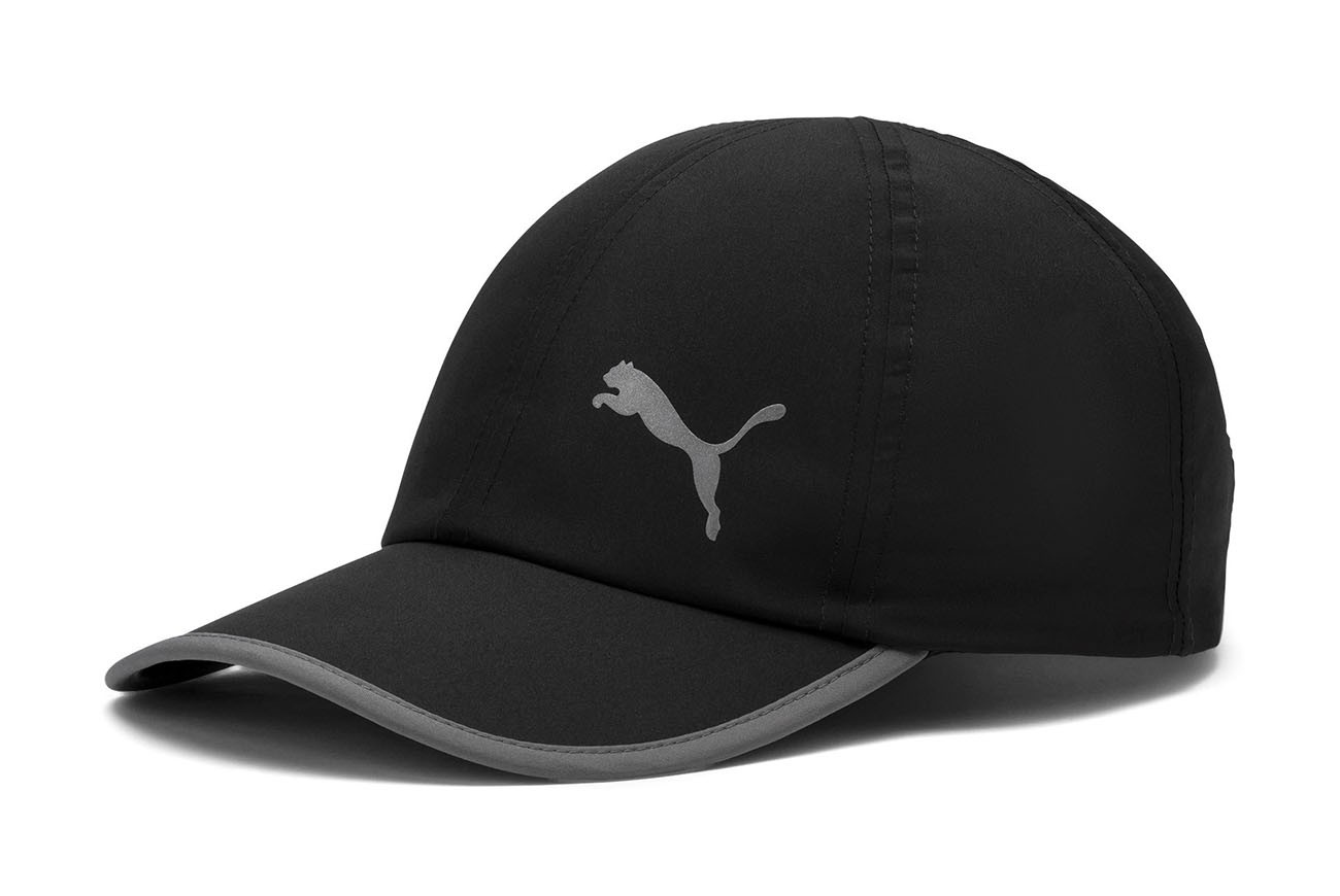 Czapka Ess Running Cap Puma Black-Cat