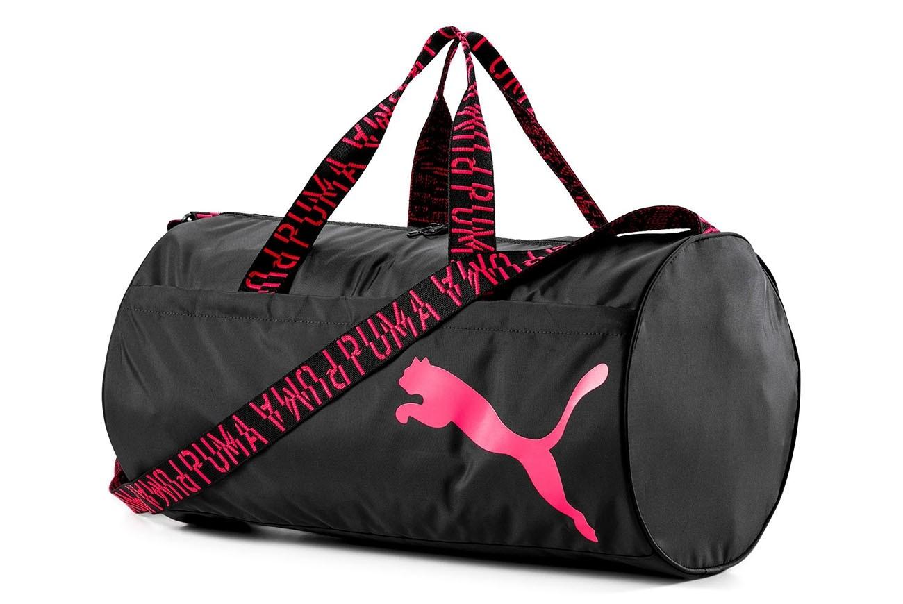 Torba AT ESS barrel bag Puma Black-Pink