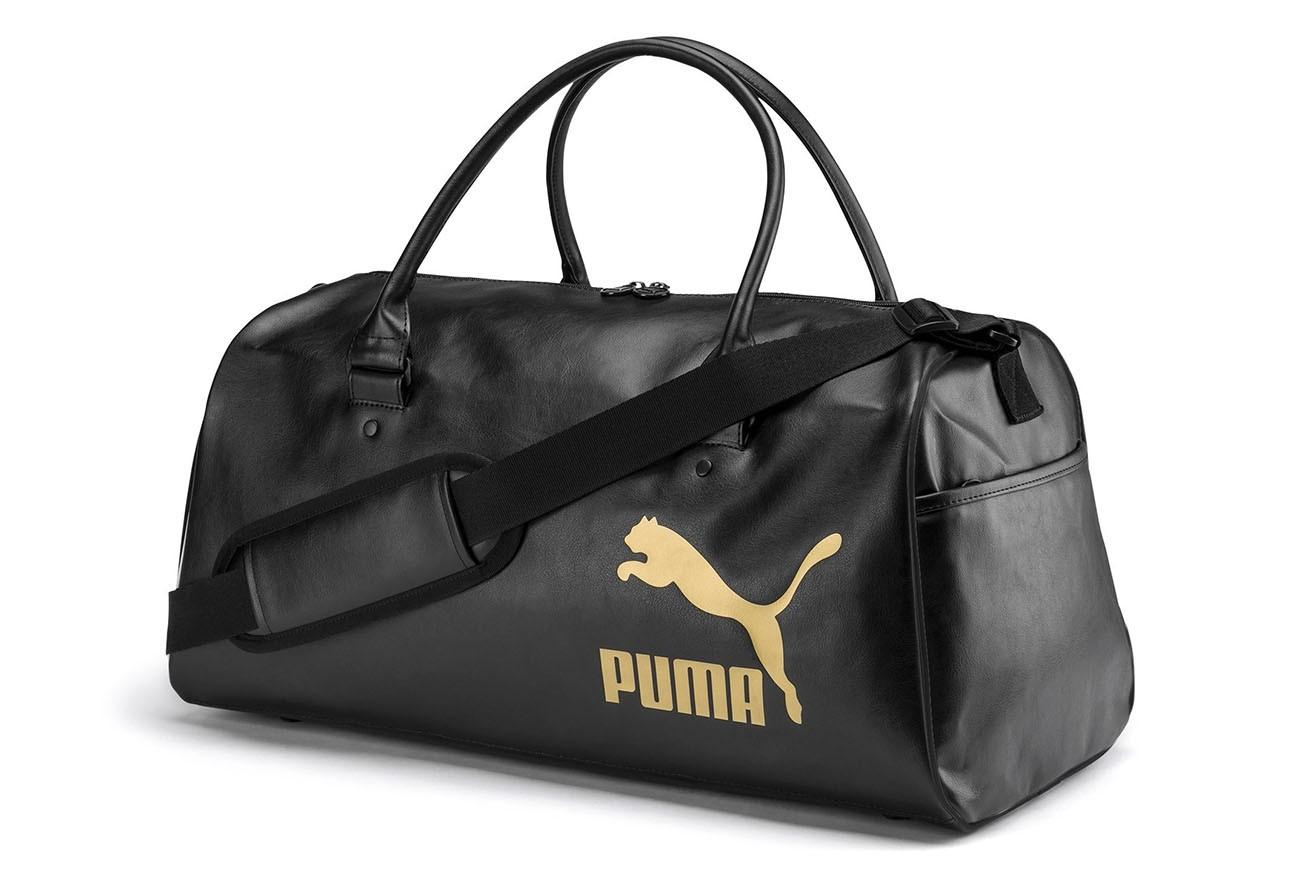 Torba Originals Grip Bag Retro Puma Blac