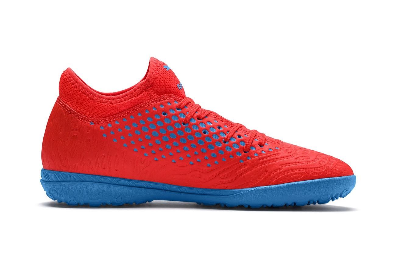 Buty FUTURE 19.4 TT Red Blast-Bleu Azur