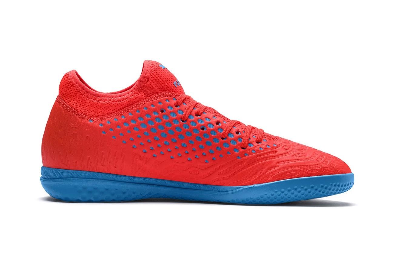 Buty FUTURE 19.4 IT Red Blast-Bleu Azur