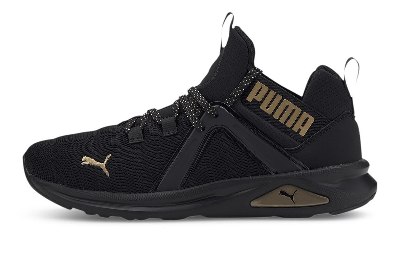 Buty Enzo 2 Metal Wn s Puma Black-Gold