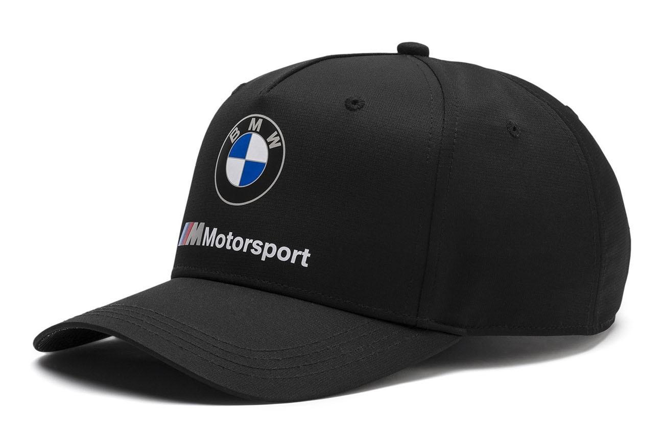 Czapka BMW M Motorsport BB Cap Puma Black