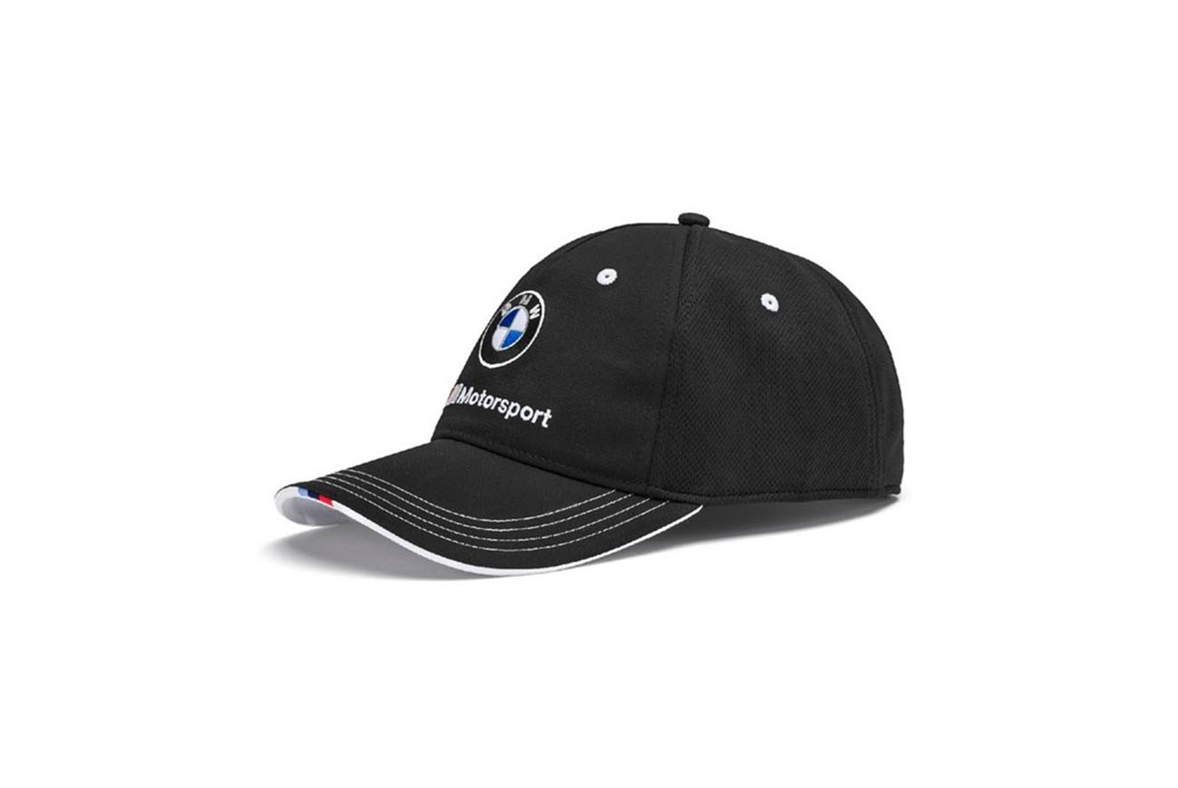 Czapka BMW M BB Cap Puma Black