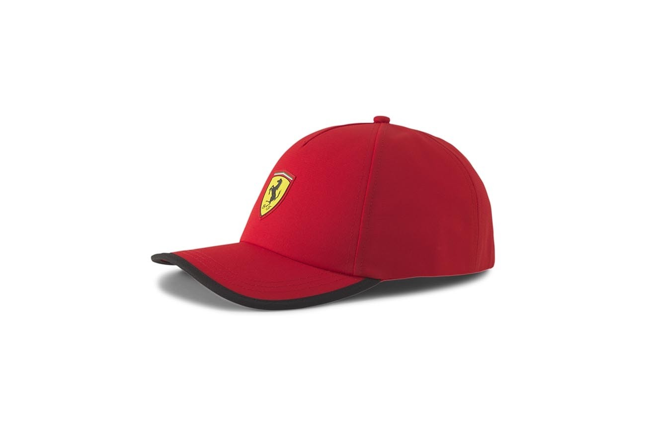 Czapka Ferrari Race BB Cap