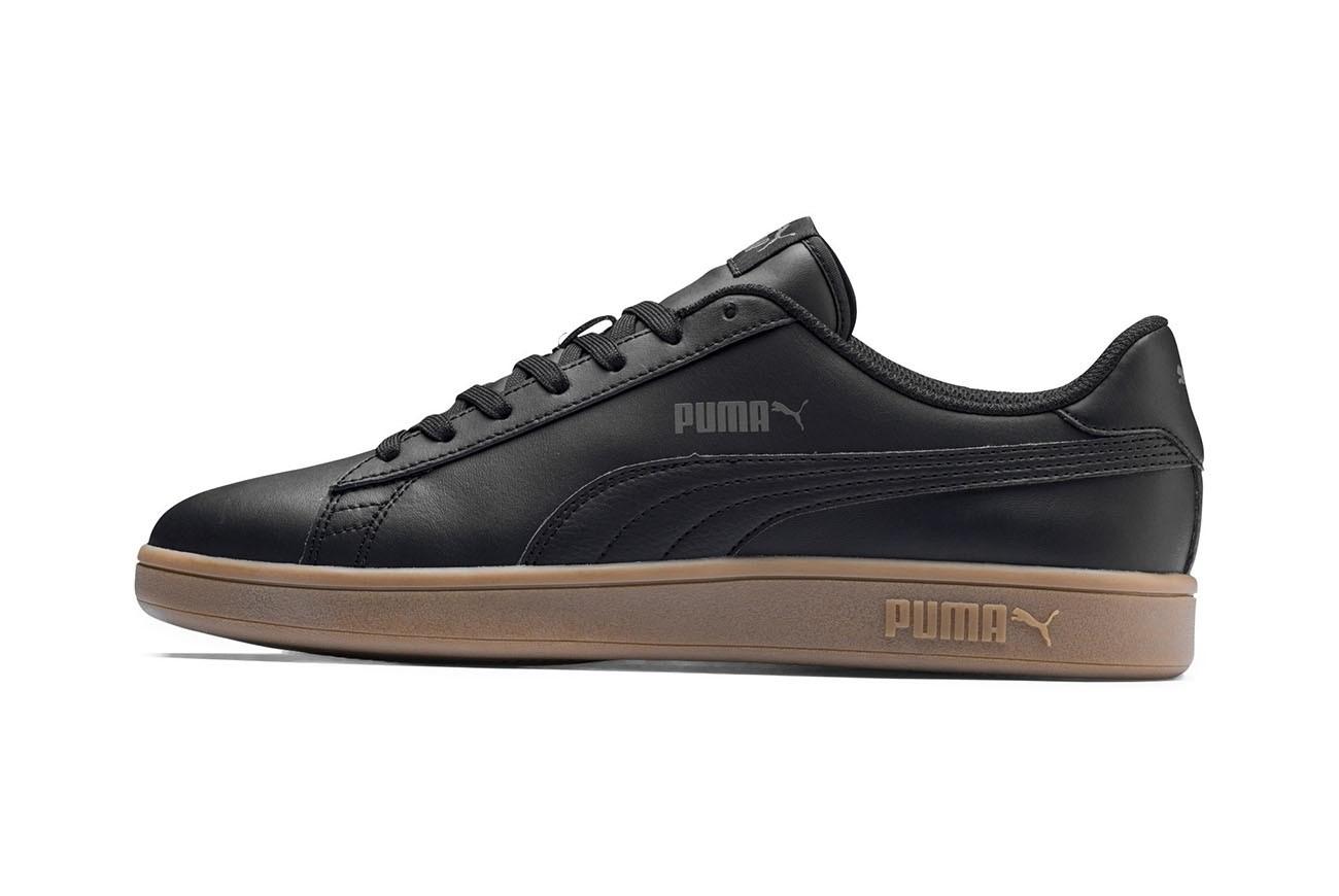 Buty Puma Smash v2 L Puma Black-Gum