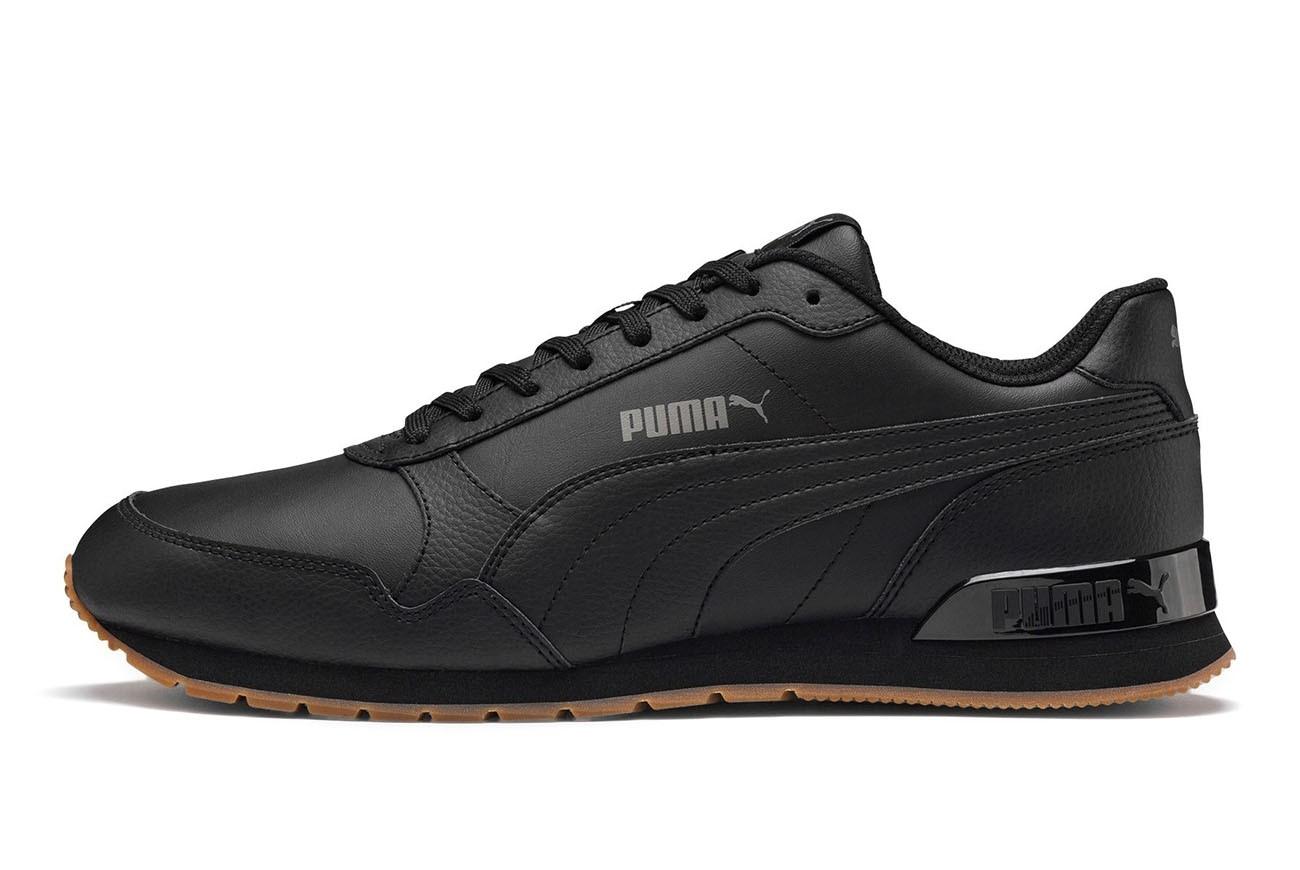 Buty ST Runner v2 Full L Puma Black-CAST