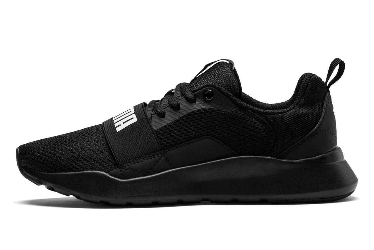 Buty Puma Wired Jr Puma Black-Puma Black-Puma