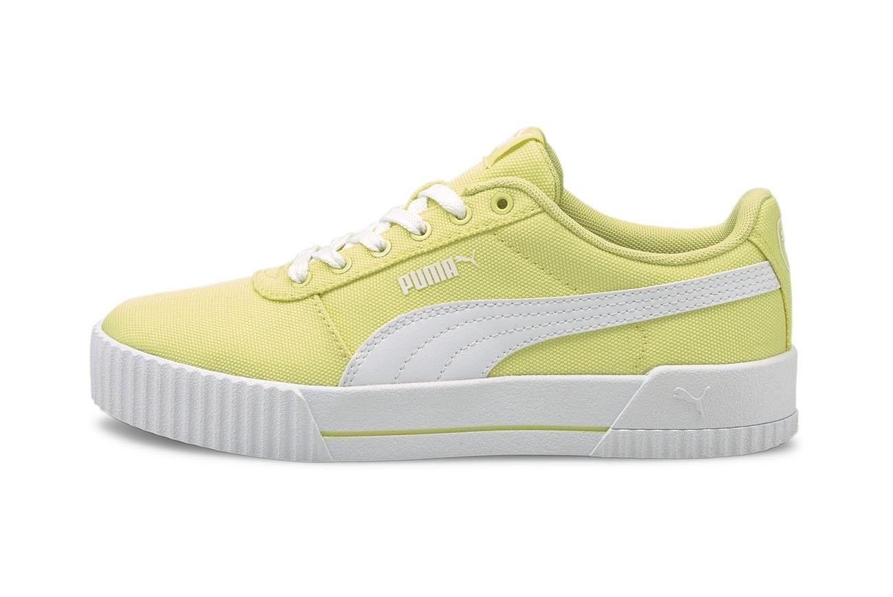 Buty Carina CV Yellow Pear-Puma White