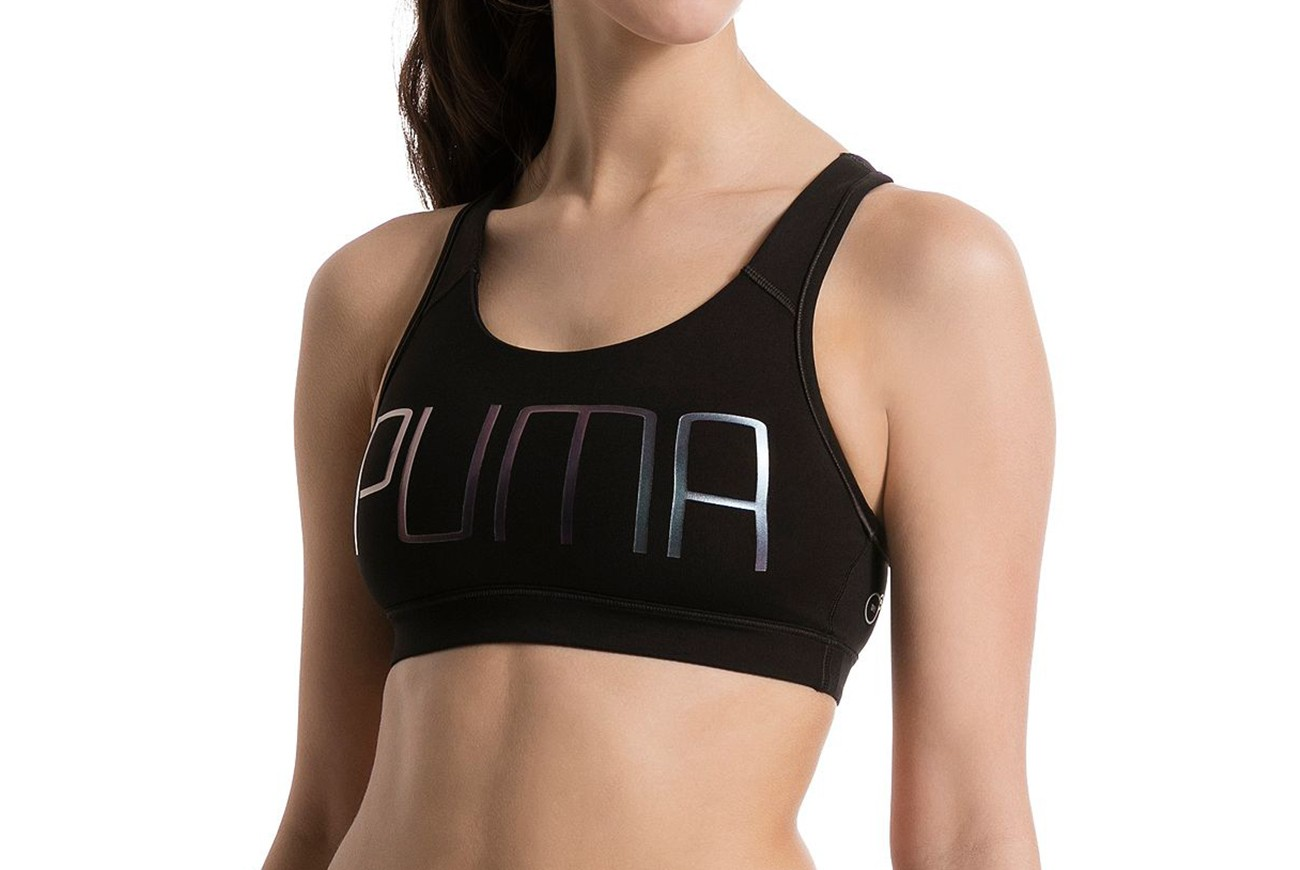 Top PWRSHAPE Forever Puma Black-Iridesce