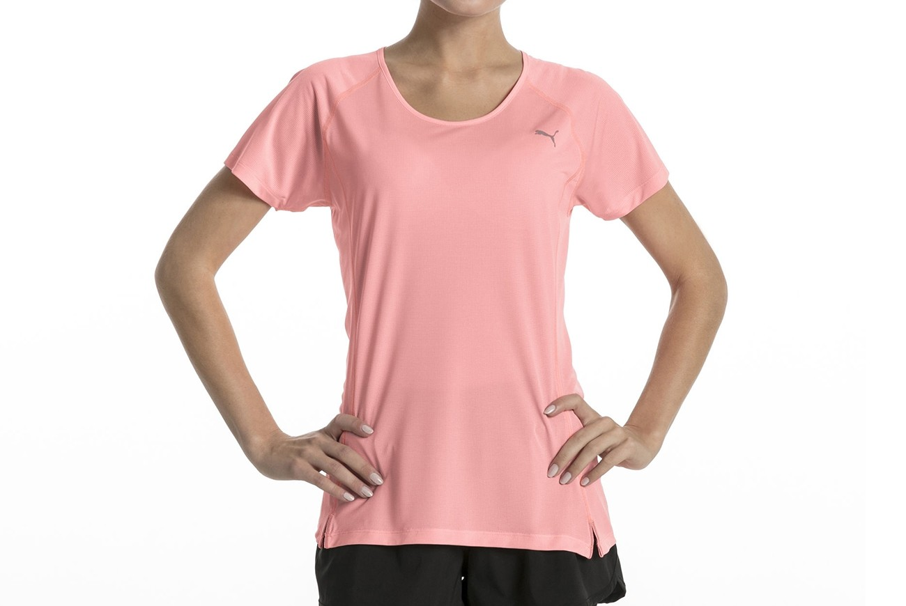 Koszulka Core-Run S S Tee W