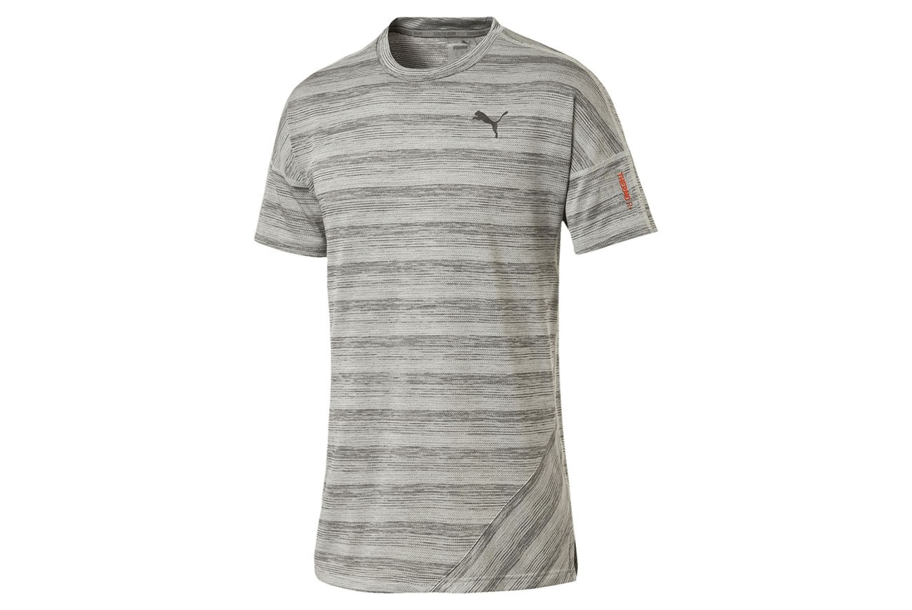 Koszulka PACE S S Tee Light Gray Heather