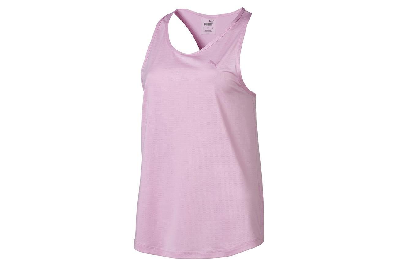 Koszulka A.C.E. Racerback Tank Pale Pink