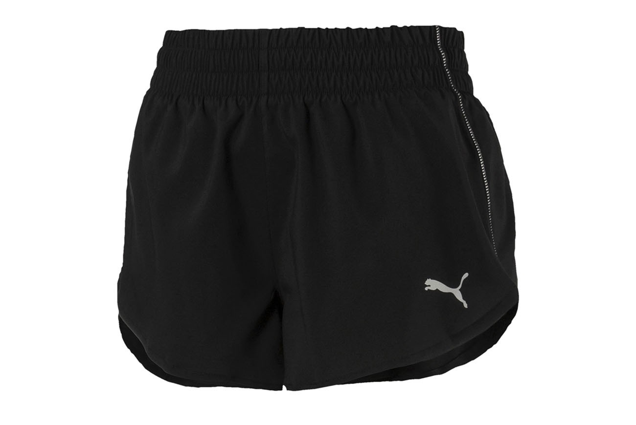 "Szorty ""Ignite 3"""" Short Puma Black"""