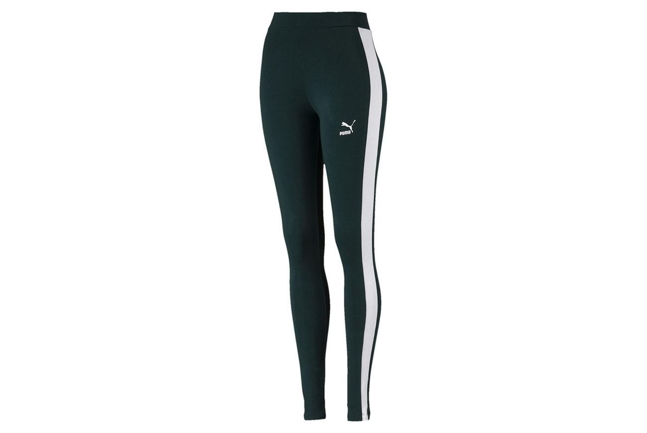 Spodnie Classics Logo T7 Legging Ponderosa Pine