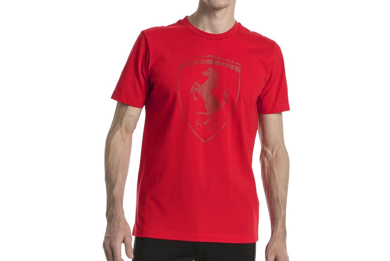 Koszulka Ferrari Big Shield Tee