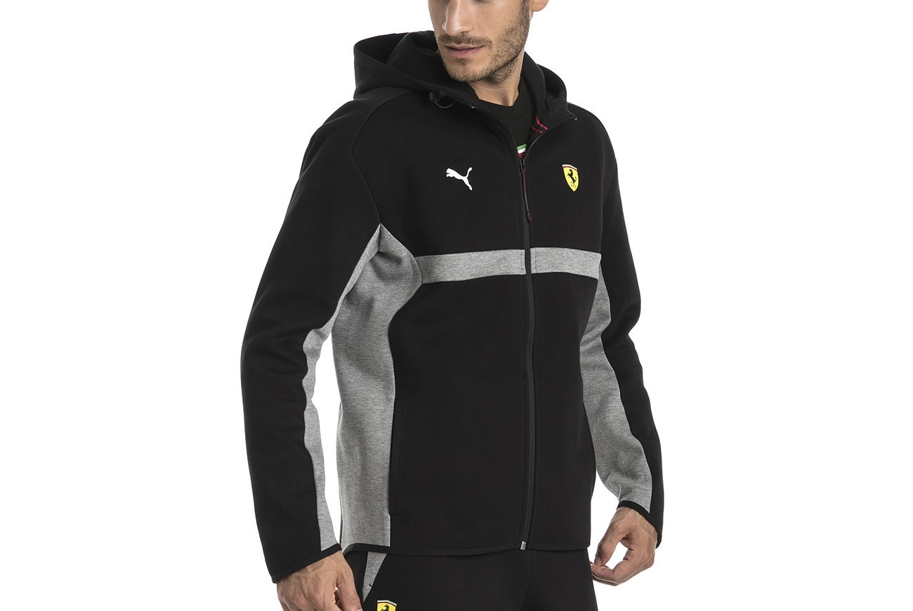 Bluza SF Hooded Sweat Jacket