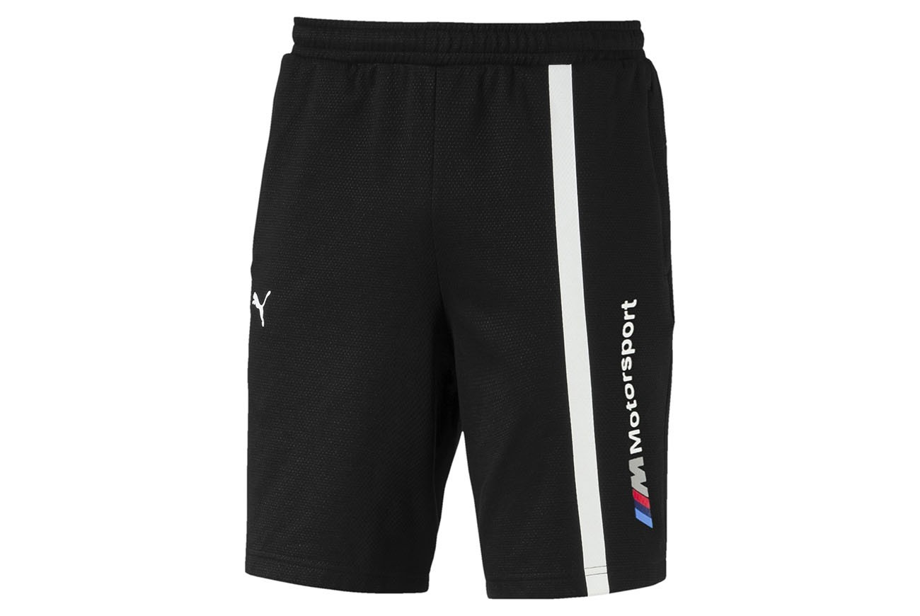 Szorty BMW MMS Sweat Shorts Puma Black