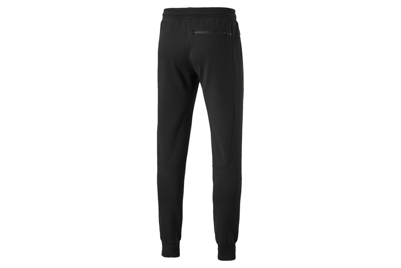 Spodnie Ferrari Sweat Pants cc Puma Black