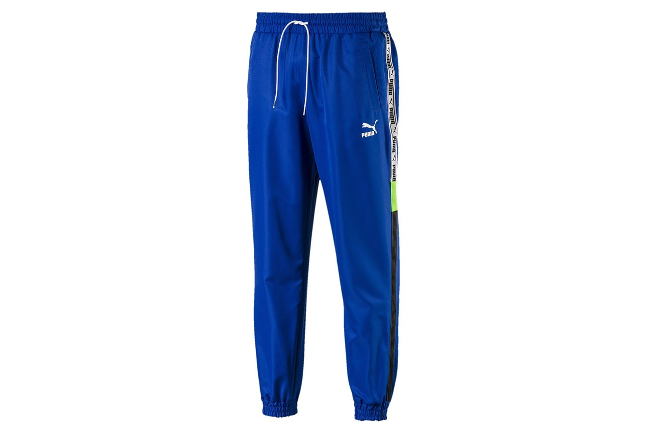 Spodnie PUMA XTG Woven Pants Surf The Web-OG FTW