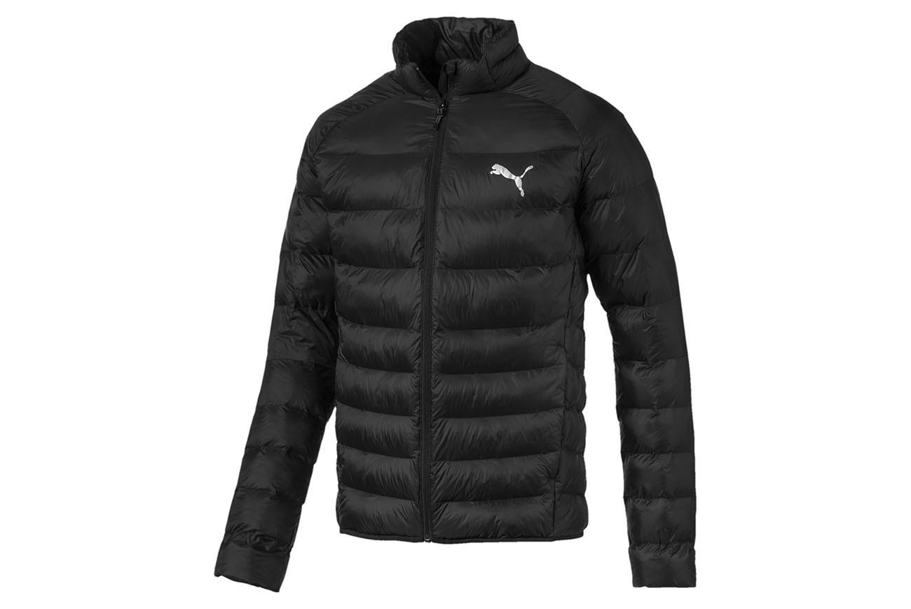 KURTKA WarmCell Ultralight Jacket Puma Black