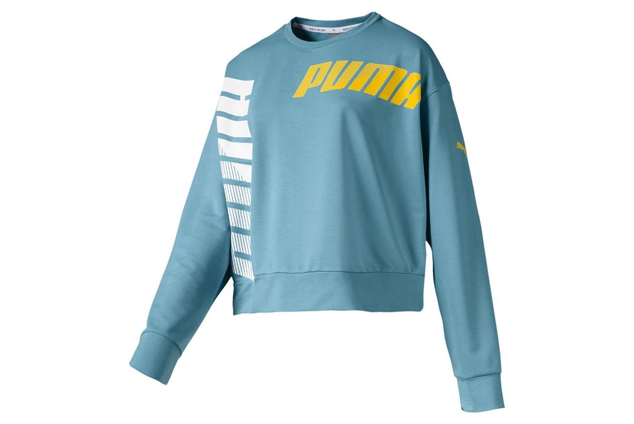 Bluza MODERN SPORT Crew Sweat Milky Blue