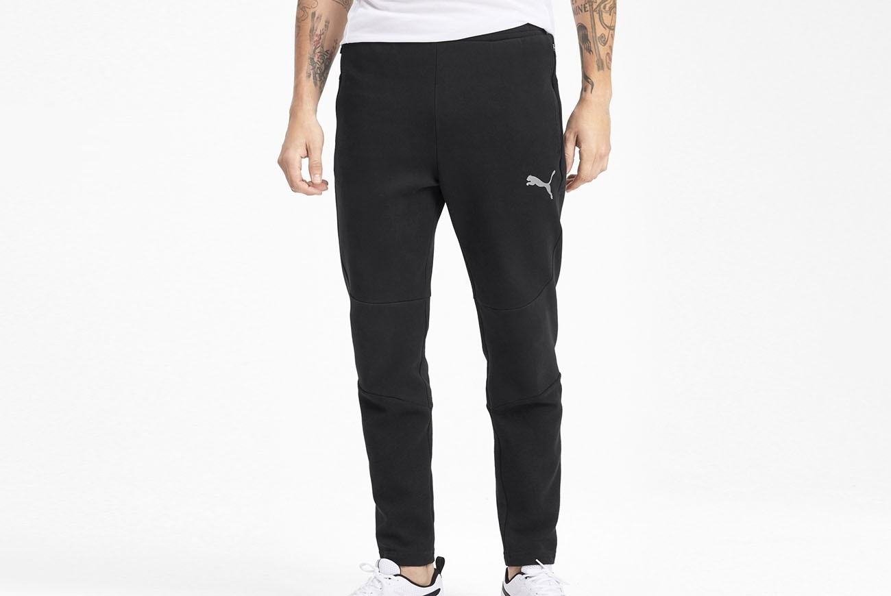 Spodnie Evostripe Pants Puma Black