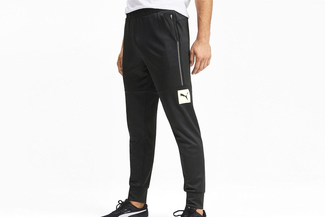 Spodnie Tec Sports Pants Puma Black