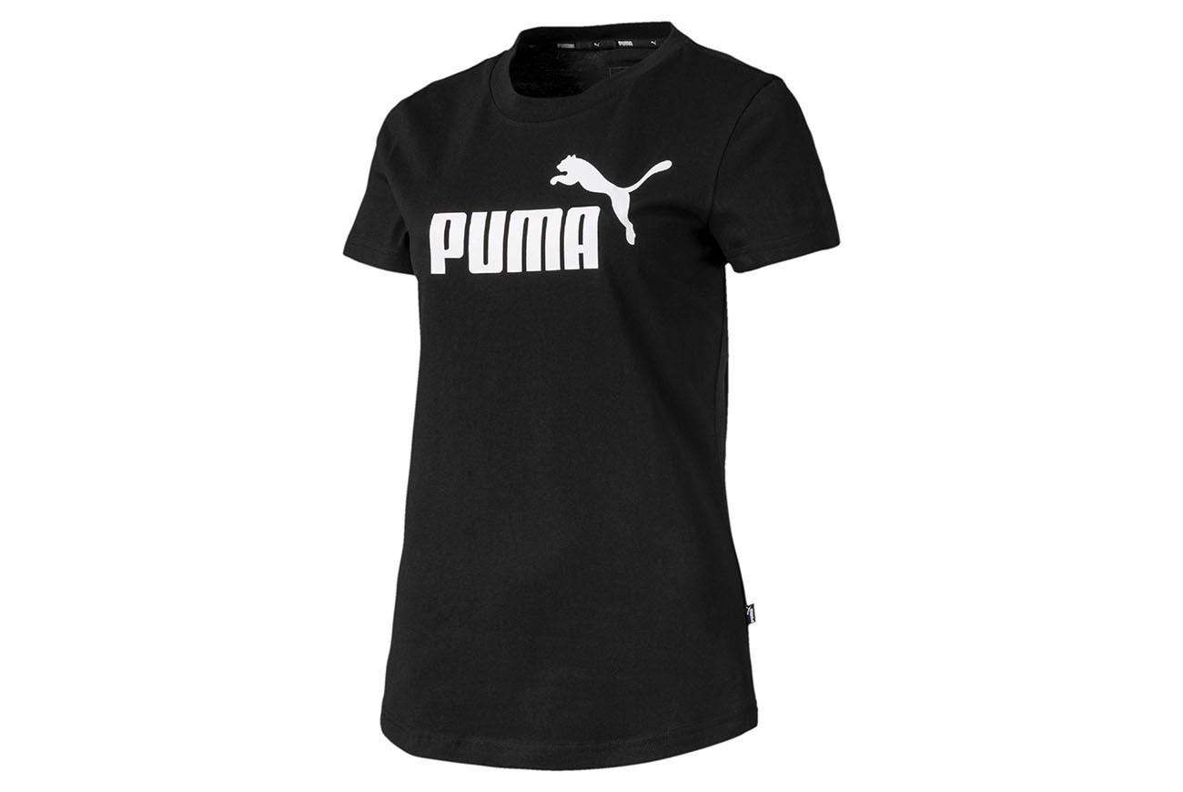 Koszulka Amplified Tee Puma Black