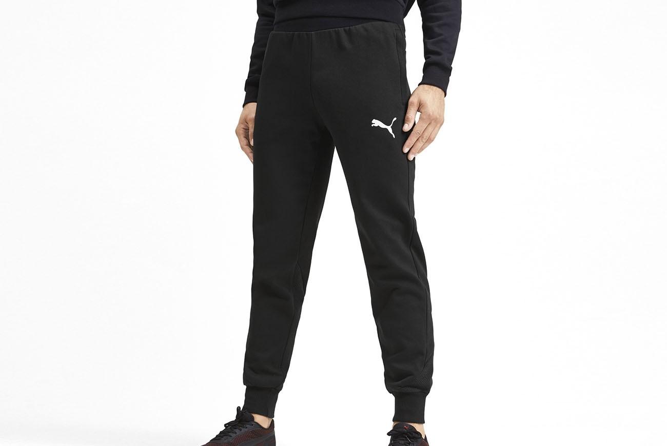 Spodnie Modern Sports Pants cl FL Puma Black